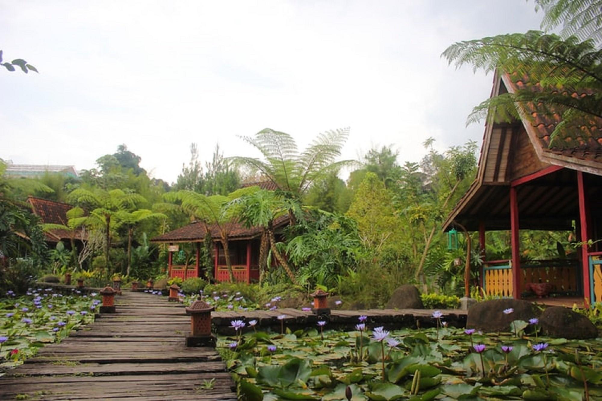 Inspirasi Arsitektur Tradisional Dari Rumah Adat Jawa