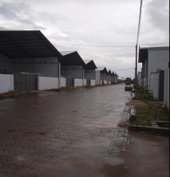 Dijual Gudang Basirih Indah Hitung Tanah  , Ada 6 Unit , Banjarmasin #1