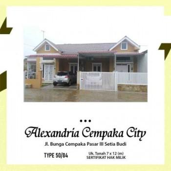 Alexandria Cempaka City #1