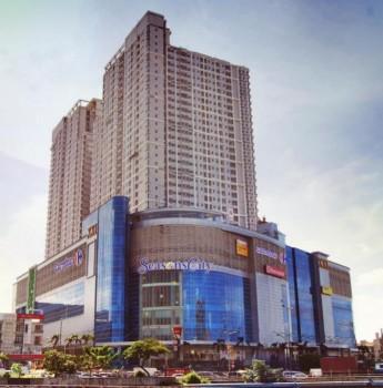 Dijual Apartemen Seasons City Grogol Tower B, 3 Br, Size 76 M2, Full Furnished, Jakarta Barat #1