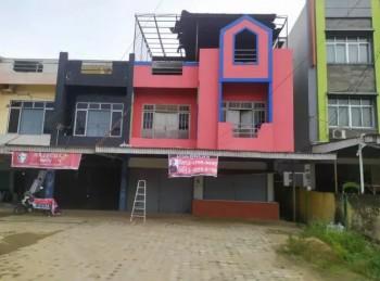 2 Unit Ruko Area Kenten Dekat Indogrosir Palembang #1