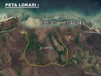 Tanah Di Monas Monano - Gorontalo #1
