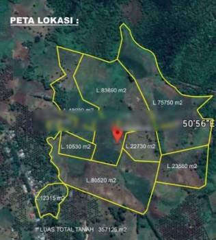 Tanah Di Molingkapoto - Gorontalo #1