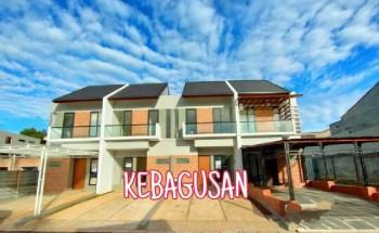 Dijual Rumah Baru Murah Siap Huni Di Kebagusan Jakarta Selatan (idjk03) #undefined