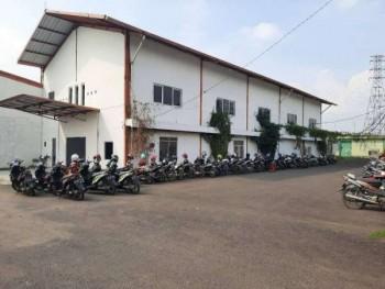 Dijual Pabrik Garmen Aktif Lokasi Cimahi Batujajar #1