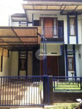 Sewa Rumah 1,5 Lantai Dalam Cluster Buahbatu Regency Bandung #1