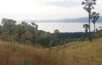 Dijual Tanah Luas 115 Are View Laut, Strategis, Komersial Di Wae Cicu Timur, Laboan Baju, Flores, Pulau Komodo #1