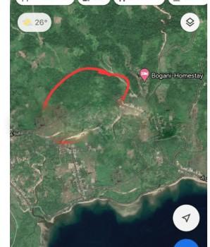 Tanah Kavling Lokasi Nol Bolang Uki Mongondow  Jalan Trans Sulawesi #1