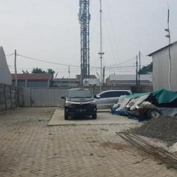 Workshop/gudang Cikunir Kalimalang Bekasi Akses Dekat Tol Jatibening Jor Dan Becakayu Lokasi Strategis Di Jakarta Timur #1