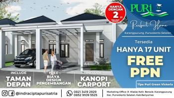 Dijual Rumah Di Puri Green Victoria Karangpucung #1