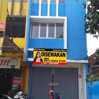 Ruko Dipinggir Jalan Raya Cireundeu Tanggerang Selatan #1