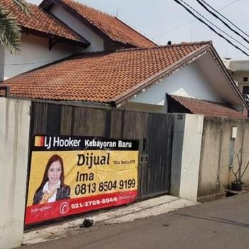 Rumah Hitung Tanah Di Pejaten Barat Harga Appraisal #1