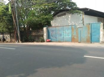 Jual Gudang Penggilingan Raya, Jakarta  Timur. (rdy) #1