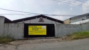 Dijual Gudang Surimulya Sukomanunggal, Lokasi Strategis, Bebas Banjir #1