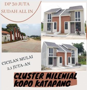 Rumah Baru Selantai Minimalis Di Kopo Katapang Dekat Miko Mall Dan Rs Sentosa Bandung #1