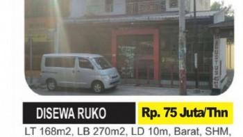 Ruko Strategis Pinggir Jalan Propinsi Di Kota Surakarta Pasar Kliwon #1