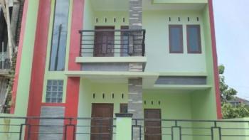 Rumah Design Minimalis Bangunan Baru Pinggir Jalan Dekat Lokasi Perumahan Yang Sudah Ramai Kertasura #1