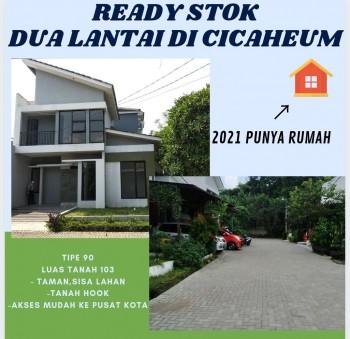 2021 Punya Rumah Langsung Huni Mewah Cicaheum Bandung Dekat Jl.layang Pasupati ,surapati Core #1