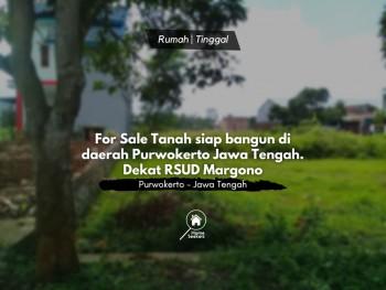 For Sale Tanah Serbaguna Di Purwokerto Jawa Tengah #1