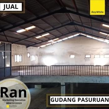 Jual Murah Gudang Beji Pasuruan Jawa Timur #1