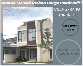 Rumah Baru Di Cilengkrang Residence Dekat Vijaya Kusuma Dan Bank Bara Bandung Timur Kota Bandung #1