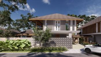 Dijual Villa Rangrang Mewah 4 Bedrooms Konsep Green Living Di Jimbaran #1