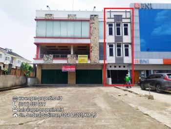 Disewakan Ruko Strategis Di Jln Demang Lebar Daun Seberang Griya Agung Palembang #1
