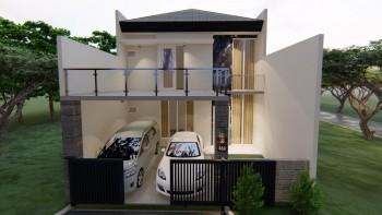 Dijual Rumah Baru Gress  Babatan Pratama Jj #1