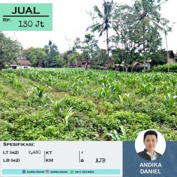 Tanah Murah Cocok Untuk Investasi Di Prajekan Bondowoso #1