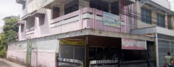Dijual Cepat Rumah 2,5 Lantai Di Jln Letnan Mukmin Palembang #1