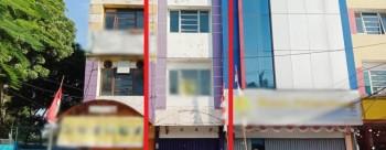Disewakan Ruko 3, 5 Lantai Eks Bank, Jln R Sukamto Palembang #1
