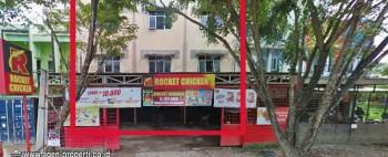 Dijual Ruko 3 Unit Siap Pakai Jln Opi Raya Jakabaring Palembang #1