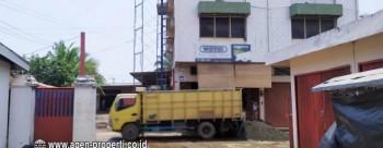 Dijual Gudang Plus Ruko 2 Unit Di Jln Kimerogan Kertapati Palembang #1
