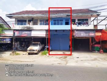 Disewakan Ruko Strategis Dan Murah Di Jl Angkatan 66 Palembang #1