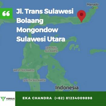 Jalan Trans Sulawesi Bolaang Mongondow Selatan Sulawesi Utara Menado #1