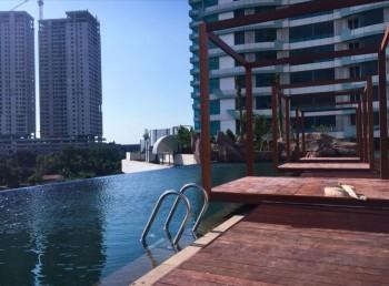 Dijual Apartement 2 Br Unfurnish  View Kota Digrand Kamala Lagoon Pekayon Bekasi #1