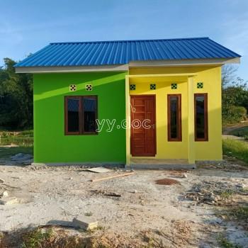 Rumah Type 36 Tanah Luas #1