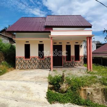 Rumah Siap Huni Tanpa Dp #1