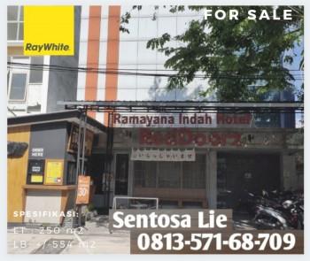 Dijual Hotel Reddorz Embong Cerme - Surabaya Pusat - Strategis Dekat Panglima Sudirman #1