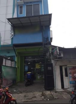 Disewakan Ruko 3.5 Lantai, Pangkalan Asem, Cempaka Putih, Jakarta Pusat #1