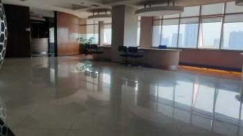 Office Space 1 Lantai Fully Furnished Siap Pakai Di Cawang, Jakarta Timur #1