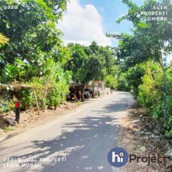 Tanah Kavling Pinggir Jalan Di Kuripan Lombok Barat T471 #1