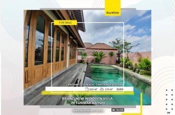 Brand New Wooden Villa In Tumbak Bayuh #1