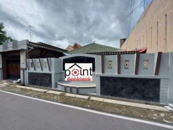 Dijual Cepat Rumah Bagus Dekat Stadion Manahan Solo #1