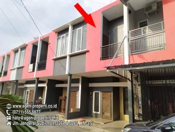 Disewakan 3 Unit Rumah Di Komplek The Season Residence, Jln Saptamarga Palembang #1