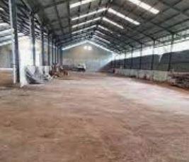 Di Jual Gudang Bekas Pabrik Kayu Luas 2 Ha Di Cikupa Tanggerang Banten #1