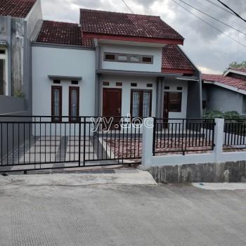 Rumah Disewakan Kondisi Bangunan Baru #1