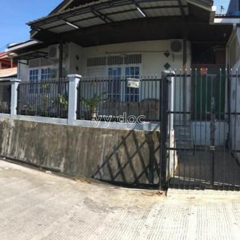 Rumah Minimalis Lokasi Strategis Pusat Kota Balikpapan #1