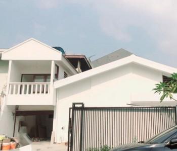 Rumah Baru Renov Di Janur Kuning  Kelapa  Gading Jakarta Utara (fjr) #1