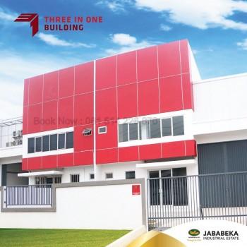 (tob) 3 In 1 Building Gudang,pabrik,kantor Jababeka #1